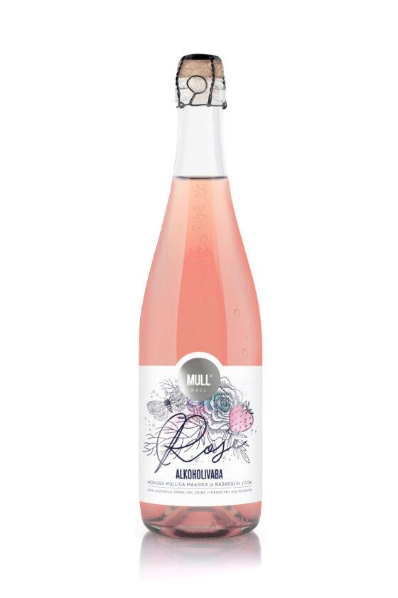 alkoholivaba Eesti vahuvein Mull Rose