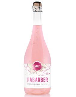 MULL vahuvein roosa Rabarber