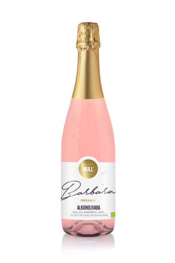 mahetoode MULL NULL Barbara Organic vahuvein alkoholivaba